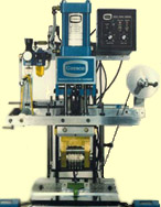 Performance Plastics Ltd. Uses A Cassco HPS-1500 Hot Stamper